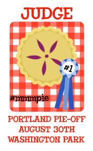 Pie Off Judge!